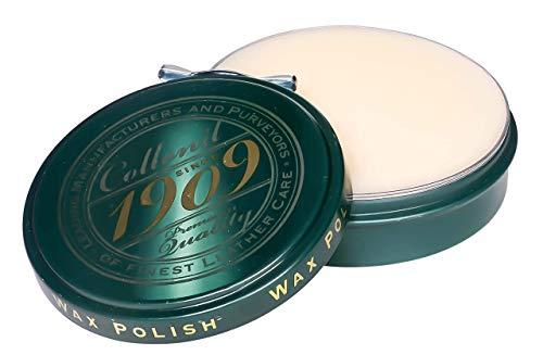 Collonil 1909 Wax Polish Schuhwachs farblos, 75 ml