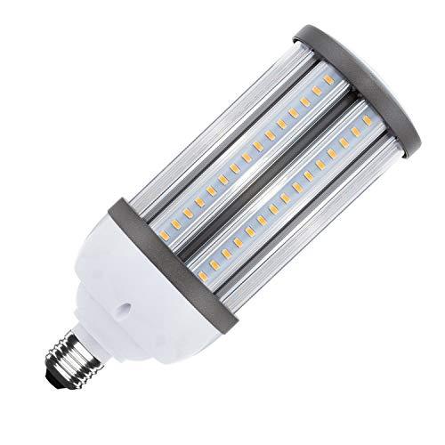 LEDKIA LIGHTING Lámpara LED Alumbrado Público Corn E27 Casquillo Gordo 40W IP64 Blanco Frío 6000K - 6500K