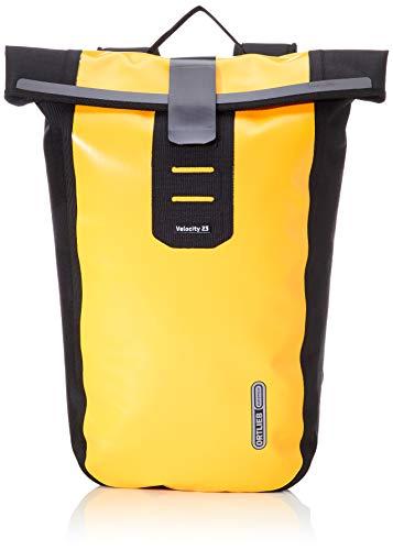 Ortlieb Unisex-Adult Velocity Rucksäcke, gelb - schwarz 23 l, One Size