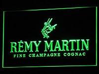 Remy Martin Wine Shop Display LED看板 ネオンサイン ライト 電飾 広告用標識 W30cm x H20cm グリーン