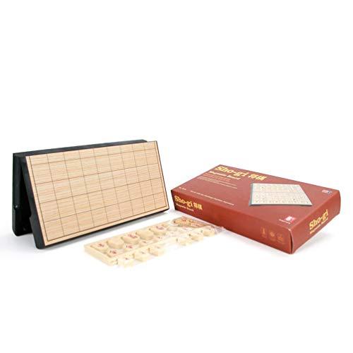 TOYANDONA 1 Unid Plegable Magnético Japonés Shogi Ajedrez Internacional Checker Juego de...
