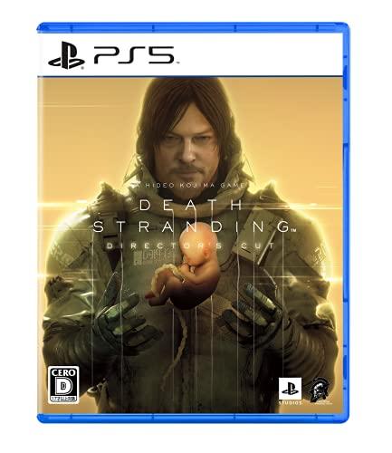 【PS5】DEATH STRANDING DIRECTOR'S CUT【Amazon.co.jp 特典】アイテム未定