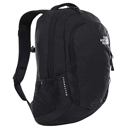 The North Face Connector Unisex Backpack, Black