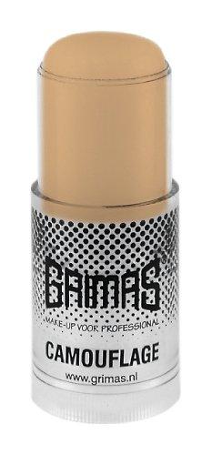 GRIMAS Camouflage Stick PURE | Farbe G1 mittelbeige | 31 ml | Stark Deckender Profi Concealer Abdeckstift