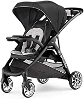 Chicco BravoFor2 Genesis Standing/Sitting Double Stroller