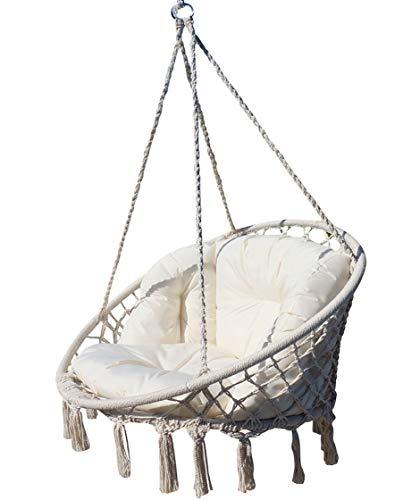AS-S, CATALINA, amaca dal design a poltrona, con un cuscino comodissimo (senza struttura in legno)