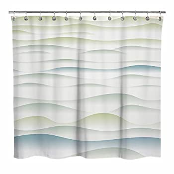 Best light green shower curtain Reviews