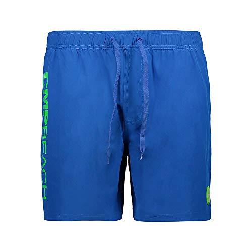 CMP Herren CMPBEACH Swim Shorts medium Length Badeshorts, Royal, 48