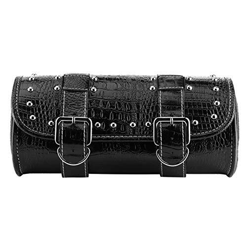 Hard Saddlebag, Adjustable Motorcycle Saddlebag, Universal Anti‑rust Detachable for Motorcycle Motorbike Parts Motorbike Riding Equipment