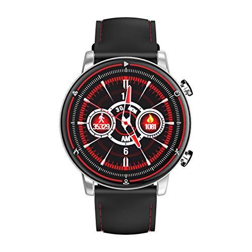 1.28 '' Touch Smart Watch Monitoraggio della frequenza cardiaca Orologi sportivi Rilevamento della pressione sanguigna Modalità multi-sport Sonno scientifico Promemoria sedentario IP68
