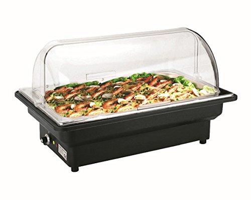 Eléctrico Chafing Dish con tapa enrollable para...