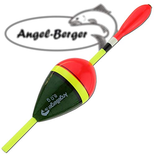 Angel-Berger Balsaholz Durchlaufpose Inline Pose Angelpose Laufpose (6g)