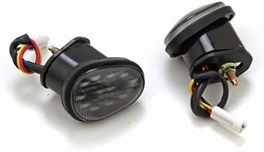 Flat Mount LED Dual Ciruit Running + Turn Signal Lights for 2009-2014 Yamaha YZF R1