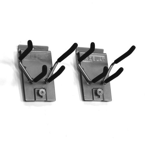 proslat 13015Samenmischung Schlüsselblume Eyed Sunset Ski Rack für PVC Slatwall, 2er Pack