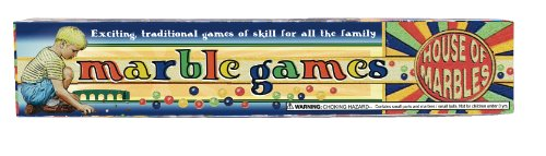 Classic Marble Games Set