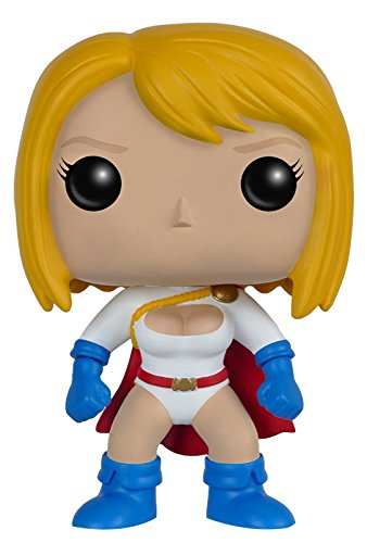 Funko POP Heroes: Power Girl Action Figure