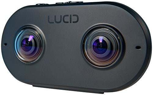 lucidcam: World 's First True Virtual Reality 3D 4 K Kamera Erfasst Leben aus Ihrer Perspektive