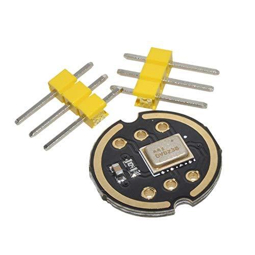 ARCELI Omnidireccional Micrófono Módulo I2S Interfaz Inmp441 Mems Alta Precisión Bajo Volumen Ultra Pequeño para Esp32