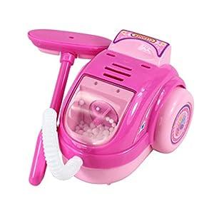 TOYANDONA 1 Pc Juego de Roles Aspiradora de Simulación Ligero Mini Plástico Eléctrico Juguetes Educativos Electrodomésticos Muebles de Juguete para Niños
