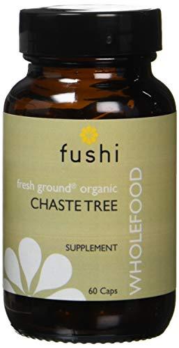 Fushi Organic Chaste Three (Agnus Castus) Capsules, 60 Caps