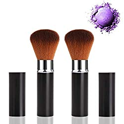 which is the best retractable kabuki brush in the world