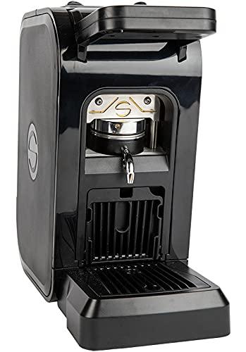 Offerta SPINEL CIAO Colore Nero Macchina da Caffè a cialde ESE 44mm filtro carta + 50 cialde Omaggio Emporio del Caffè