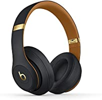 Beats Studio3 Wireless Noise Cancelling Over-Ear Headphones - Apple W1 Headphone Chip, Class 1 Bluetooth, 22 Hours of...