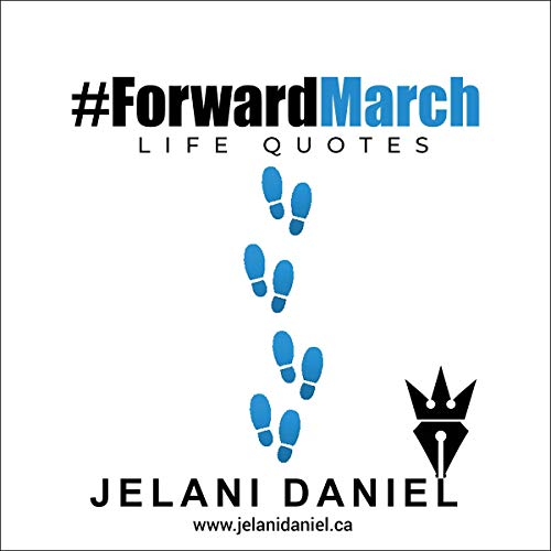 Forward March audiobook cover art
