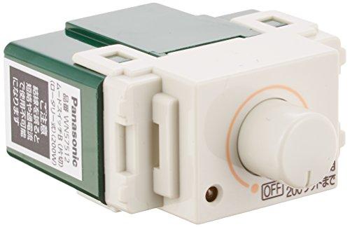 Panasonic フルカラームードスイッチB(片切)ミニライトコントロール WN57512