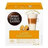 Nescafé Dolce Gusto Latte Macchiato, 6 Confezioni da 16 Capsule (96 Capsule)