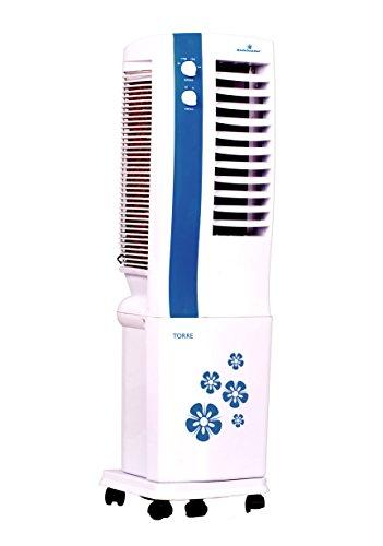 Kelvinator KTC-12 12-Litre Tower Air Cooler (White)