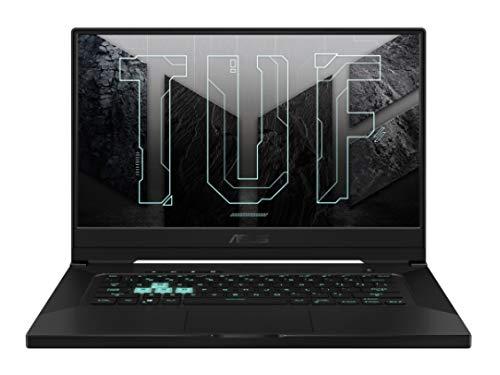 "ASUS TUF Gaming Dash F15 FX516PR-HN002 - Portátil gaming de 15.6"" FullHD 144Hz (Intel Core i7-11370H, 16GB RAM, 512GB SSD, RTX3070-8GB MaxQ , Sin sistema operativo) Negro - Teclado QWERTY Español"