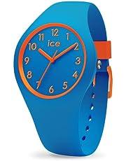 Ice-Watch - Ice Ola Kids Robot - Montre Bleue pour Garçon avec Bracelet en Silicone - 014428 (Small)