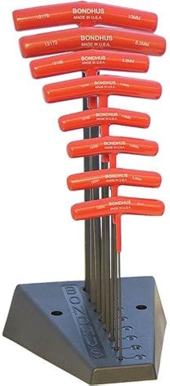 Bondhus 13189 Spiel-Schlüssel T-System metrisch B00012Y38M | Ideales Geschenk für alle Gelegenheiten