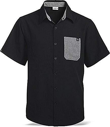 Dakine Wrench Button Up XL Gewebt, black