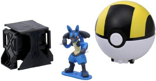 Super Pokemon Pokemon Lucario getter starter set (japan import)