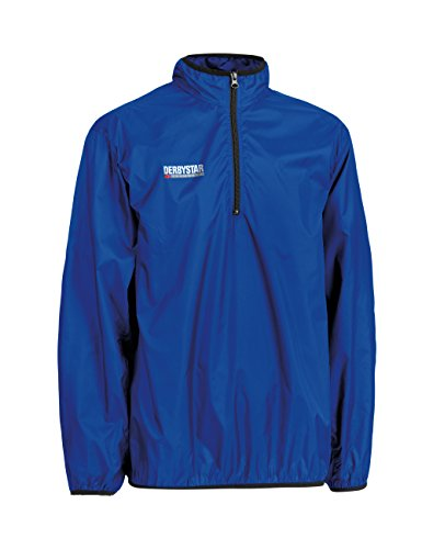 Derbystar Regenjacke Basic, XXXL, blau, 6052080600