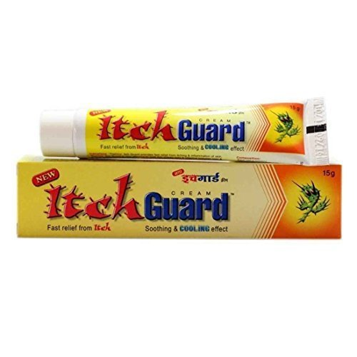 Itch Guard for Itching & Rashes 25gm (Pack of 4) - Pamherbal by Itch Guard