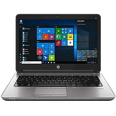 (Renewed) HP Elitebook Laptop 640G1 Intel Core i5 - 4300M Processor, 8 GB Ram & 128 GB SSD, Win10, 14.1 inches, Optical Drive Notebook Computer