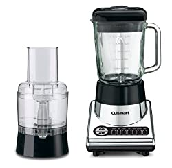 Cuisinart BFP-10CH PowerBlend Duet Blender Food Processor