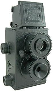 (バシュポ) Pixco DIY 35mmフィルム仕様の2眼レフ 広角レンズでビビッドで美しい写り。