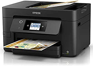 Epson Workforce Pro WF-3825 Multifunction Color Inkjet Printer (Print/Copy/Scan/Fax) C11CJ07502 NES
