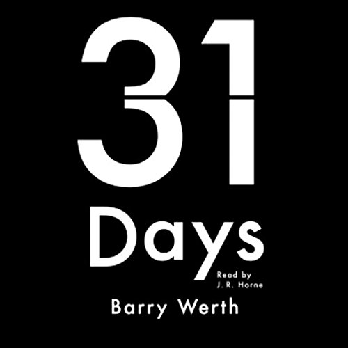 31 Days audiobook cover art