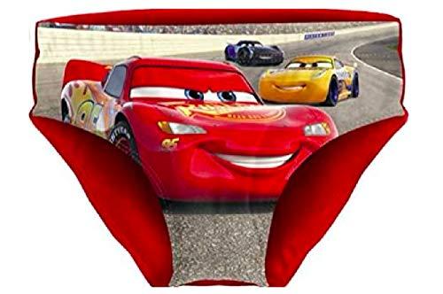 Disney Cars Auto Rennwagen Badehose Schwimmhose Gr. 104 110 116 122 128 oder 134 zur Auswahl