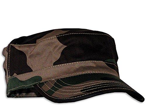 Tedd Haze Cuba Castro Army Casquette camouflage