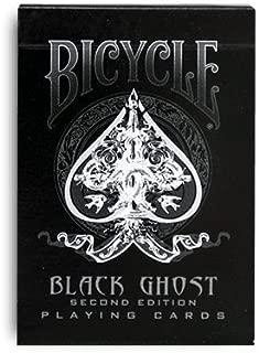 Bicycle (Bicycle Cards) Trump Ghost Ghost Black Black