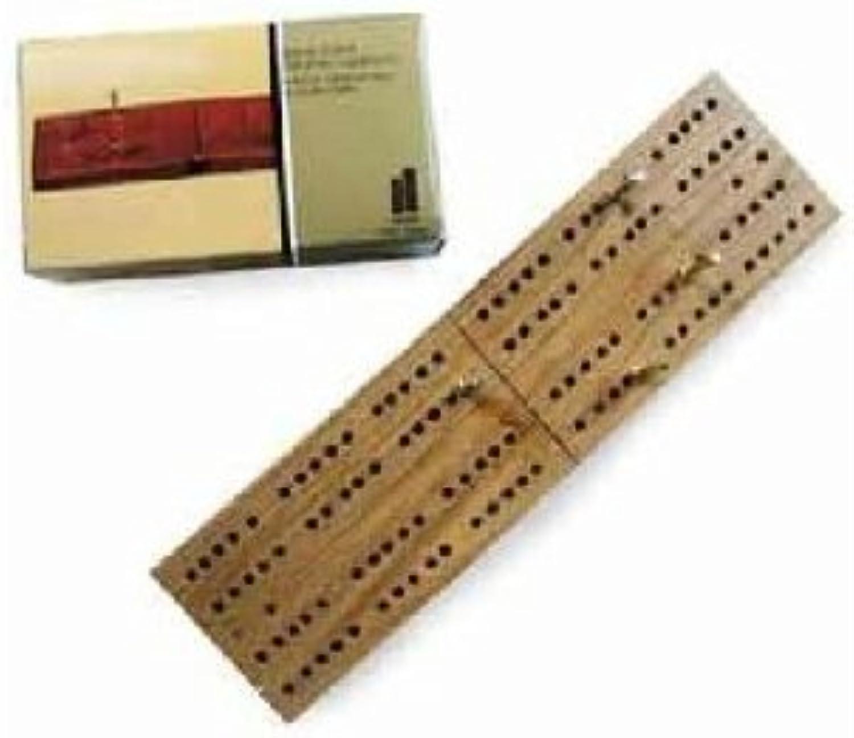 hasta un 60% de descuento Classic Travel Wooden Wooden Wooden Folding Cribbage Board Juego, One Color by Hansen  comprar mejor