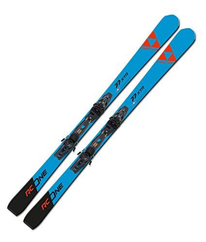 FISCHER Ski RC One 77 GT RT 151cm Modell 2020 Allmountain Rocker + Bindung RSW10 PR