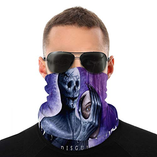 Roupaze Pasamonta?as Mascarilla Disguise Album Cover by Motionless In White Mascarilla Bandanas