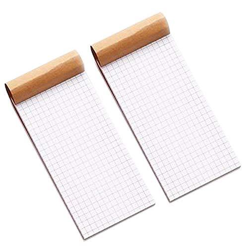 チェックリスト 項目 TO DO リスト 方眼 メモ 仕事 スケジュール プラン メッセージ カード ノート やること しっかり 管理 メモ帳 2個 セット (方眼 メモ 2個 セット)